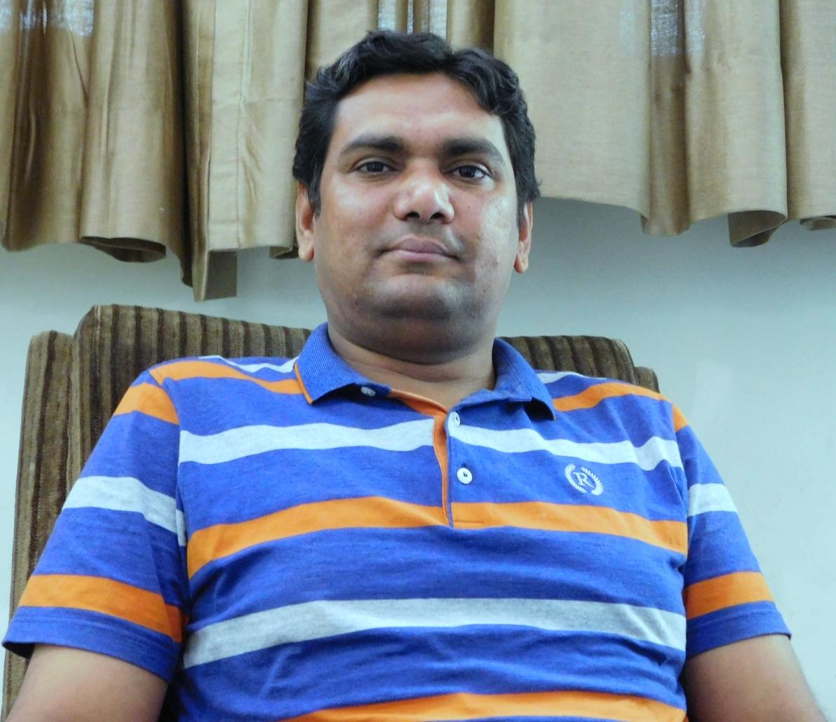 Irshaad Ahmed